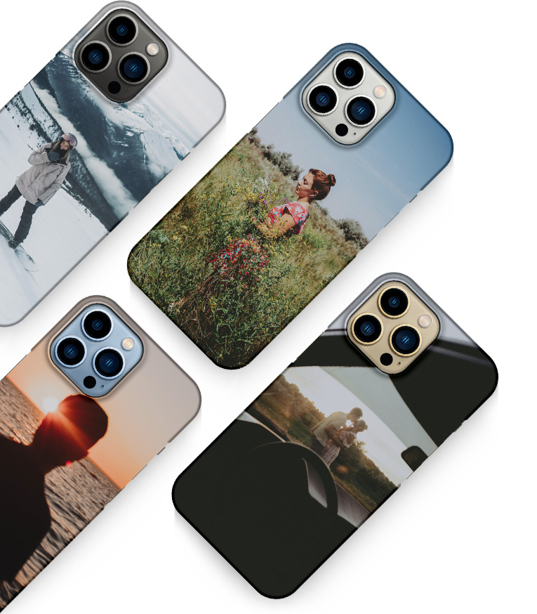 Personalised Phone Case Custom Photo Hard Cover For Sony Xperia 10 Personalize with Image 2019